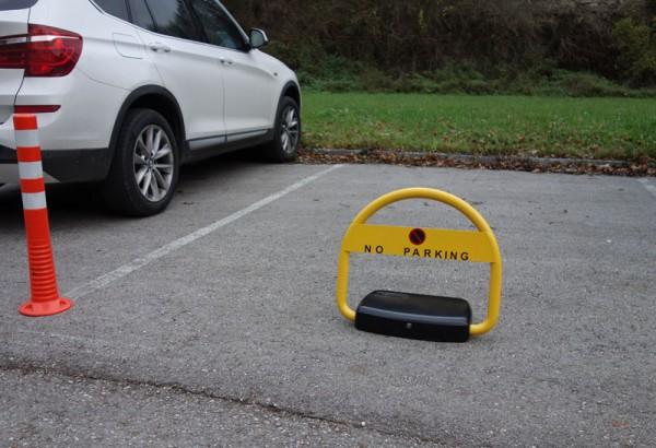 Automatische Solar-Parkplatzsperre PARK SECUR