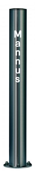 Edelstahl-Leuchtpoller NIGHT GLOW, Ø 102 mm