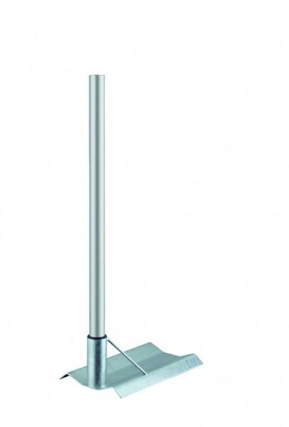 Fahnenmasthalter MOBILIS Stahl verzinkt