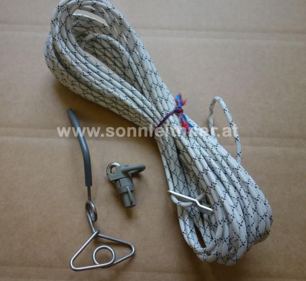 Mannus Hiss-Seil HV-2 für Fahnenmast SIGNAL