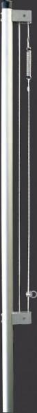 FSA-H Aluminium-Fahnenstange mit Hissvorrichtung FS