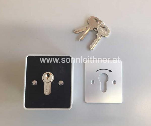 Schlüsseltaster AP (auf Putz)